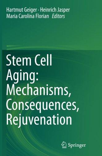 Geiger Of Austria (Stem Cell Aging: Mechanisms, Consequences, Rejuvenation)