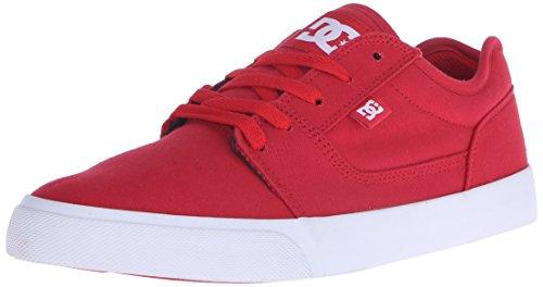 DC Shoes Tonik M - Scarpe da Ginnastica Basse Uomo Rosso