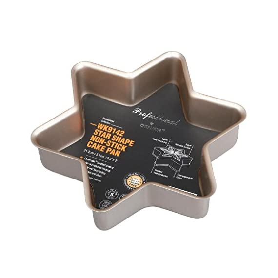 Gessppo Non-Stick Snowflake Shape Cake Mold Steel Pan Bun Bread Mould Kitchen Bakeware Resistant High Temperature, Reusable and Durable 5 ❤❤Quantity:1pc-----Material:Carbon Steel-----Size :21.2x21.2x5cm-----Color:gold-----Package Include:1pc cake mold ❤️❤️12 Cup Silicone Muffin - Cupcake Baking Pan / Non - Stick Silicone Mold / Dishwasher - Microwave Safe; 2Packs Silicone Mini Muffin Pan, Silicone Molds for Muffin Tins, Cupcake Baking Pan (Red);Ware Platinum Collection Heritage Bundt Pan ❤️❤️Reusable Silicone Baking Cups, Pack of 12; Silicone Cake Mold Magic Bake Snake-DIY Baking Mould Tool Design Your Pastry Dessert with Any Pan Shape, 4 PCS/lot Nonstick Flexible Reusable Easy to Use and Wash, Perfect Gift Idea for Your Love