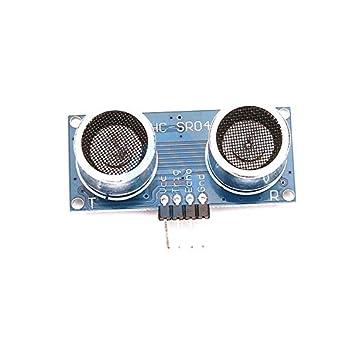 10Pcs HC-SR04 Ultrasonic Sensor Distance Measuring Module ry