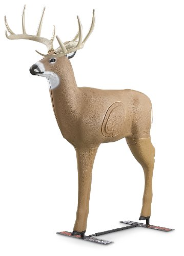 Deer Hunting Archery (Shooter Buck 3D Archery Target with Replaceable Core)