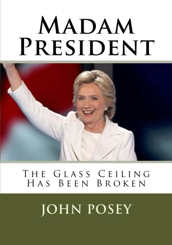 Madam President Glass Ceiling Broken product image