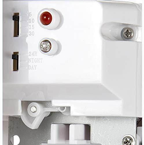 HDLWIS Air Freshener Dispenser, Automatic Parfüm Spray Maschine Automatische Aerosol Dispenser Wand montiert Hotel Toilette Aerosol Parfüm Dispenser Air