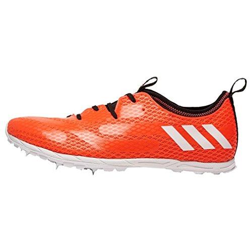 Adidas XCS Zapatilla De Correr Con Clavos - AW16 Rojo