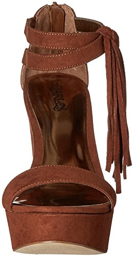 Dress by Santana Women Carlos Mustang Sandal Audrina Carlos xfRSqXwS