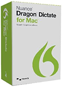 Dragon Dictate for Mac 4.0 (OLD VERSION)
