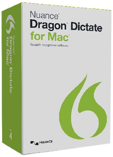 Dragon Dictate for Mac 4.0 (Old -