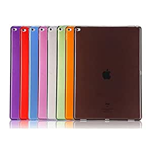 """XMY Colour Pink Candy TPU Gel Rubber Soft Gel de goma suave Case Cover cubierta de la caja For 12.9"""" iPad Pro Tablet COLOR NEW"""