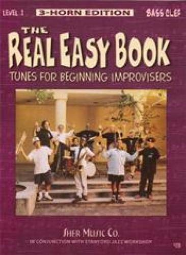 The Real Easy Book, Level 1: Tunes for Beginning...