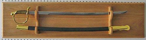 Sword Display Plaque Rack Holder Wall Rack Alternative To