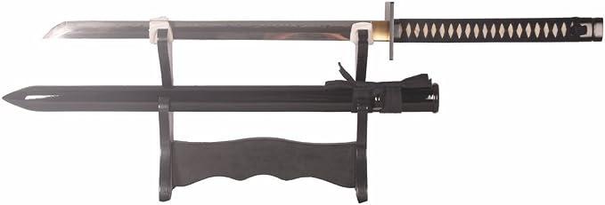 Amazon.com: lyuesword japonés Ninja arcilla templado Blade ...