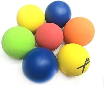 5.5 cm American estándar pelota de Squash hueca pelota de goma ...