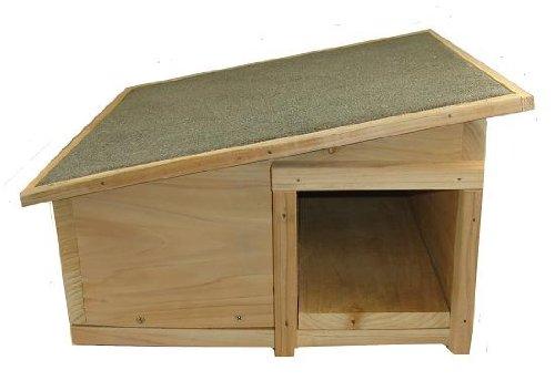 Diy hedgehog house dimensions