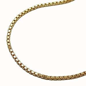 Aurelia de joyas cadena veneciana Diamante oficial. AMD 55cm