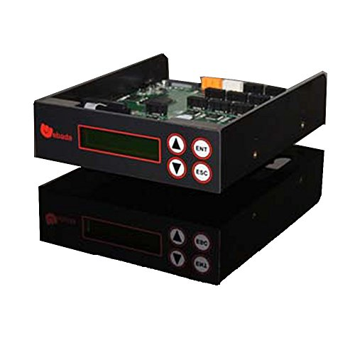 Webada SATA Connection Controller for Blu Ray / DVD / CD Multiple Disc Duplicator (1 to 8 Target) WEB07DC4