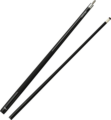 Billiard Cue Ball Glass - Viper Graphstrike Fiberglass Graphite Composite Billiard/Pool Cue, 57-Inch, 2-Piece