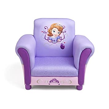 Bon Disney Sofia The First Upholstered Chair