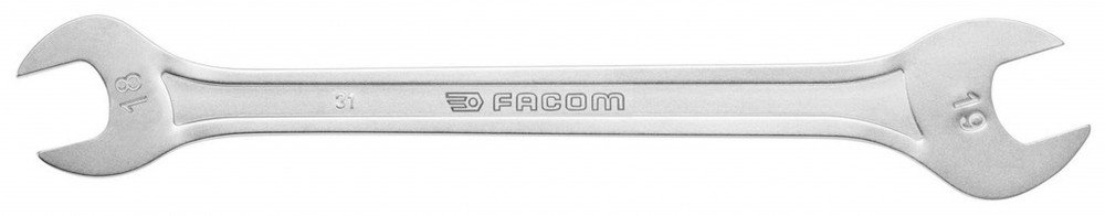31.14X15 1 St/ück FACOM Gabelschl/üssel Extra-Flachsw 14 x 15