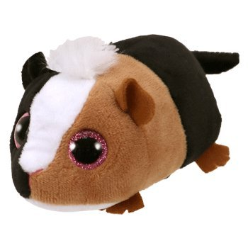 Small Animal Guinea Pig (Ty Teeny THEO - Guinea Pig Stuffed Animal Small 4