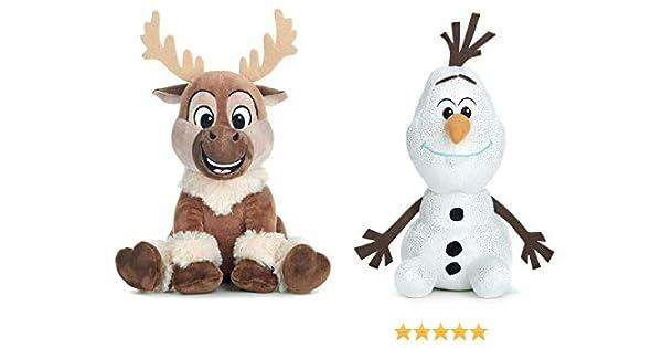Disney Frozen 2 - Pack 2 Peluches 1181
