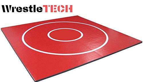 Wrestletech Wrestling Mat 10 X10 Easy Roll Exercise And