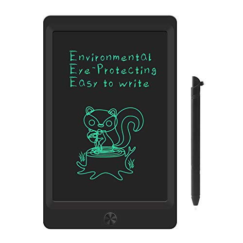 LCD Writing Tablet,Sunany 8.5 Drawing Tablet Gift for Kids and Adults, Electronic Writing and Drawing Board Doodle Board at Home,School and Office (Black)