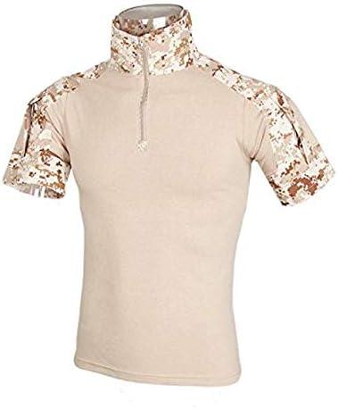 Amazon Com Dlp Tactical Gen 3 Short Sleeve Combat Shirt Sports Outdoors