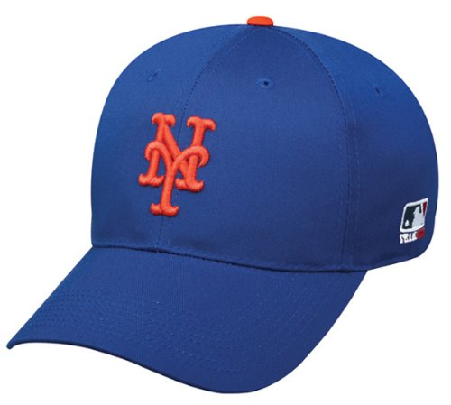 - New York Mets Adjustable Baseball Hat - Officially Licensed Team MLB Cap - Size: Youth