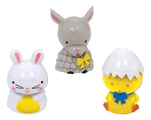 Amscan Egg-Stra Special Easter Party Finger Puppet Favor, 1 1/2