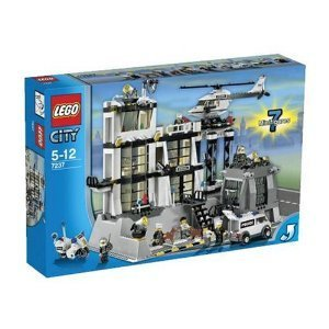 Lego City Police Station 7237 [parallel import goods]