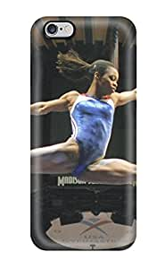 PC Case Cover For Iphone 6 Plus Strong Protect Case - Gabby Douglas Gymnastics Design