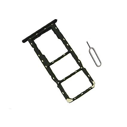 Amazon.com: Dual SIM bandeja de tarjeta & soporte Micro SD ...