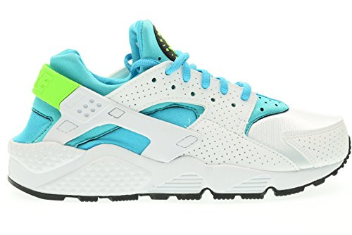 79e04c23 NIKE Women Low Sneakers 634835 109 WMNS AIR Huarache Run Size 38.5 White/Light  Blue - Buy Online in Oman. | Shoes Products in Oman - See Prices, ...
