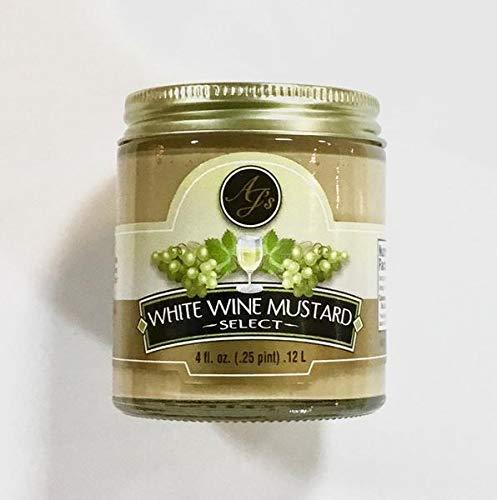 Mustard - Walla Walla Sweet Onion - 4oz White Wine