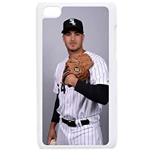 MLB IPod Touch 4 White Chicago White Sox cell phone cases&Gift Holiday&Christmas Gifts NBGH6C9124138 by heywan