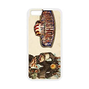Bioshock Infinite iPhone 6 4.7 Inch Cell Phone Case White yyfD-211148