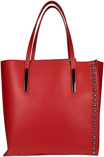Shirin Sehan, Borsa a spalla donna Rosso rosso