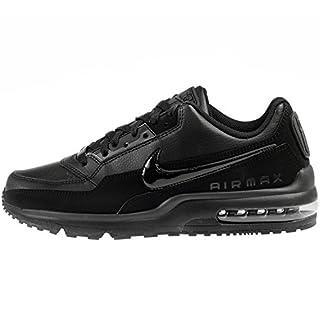 Nike Mens Air Max LTD Running Shoes BlackBlack 687977 020