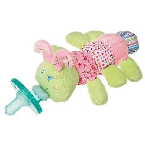 Mary Meyer WubbaNub Cutsie Caterpillar Infant Pacifier (Mary Meyer Wubbanubs)