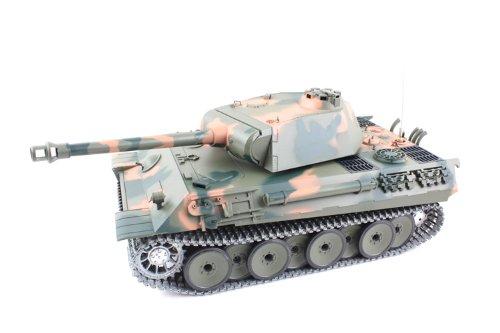Heng Long 3819 German Panther Tank (6mm Shooter) Scale 1:16 R/c
