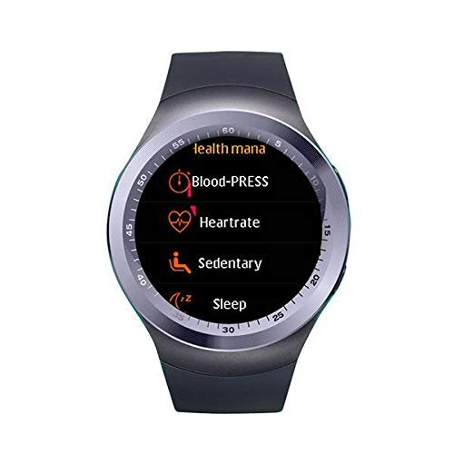 KALOAD Y1 Plus Smart Watch Fitness Sport Bracelet Black: Amazon.es ...