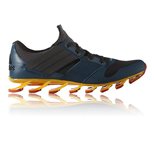 b9b545392075 Adidas Springblade Solyce Running Shoes - 9.5 - Black - Import It All