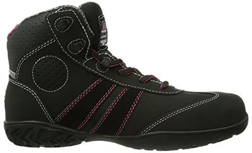 Safety Jogger ISIS Damen Sicherheitsschuhe, Schwarz (Black 210), EU 39