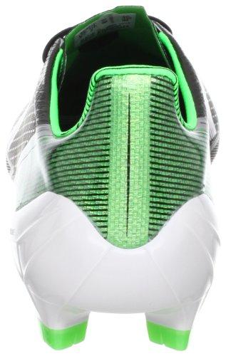 Bota adizero F50 TRX FG Synthetic Negro/verde
