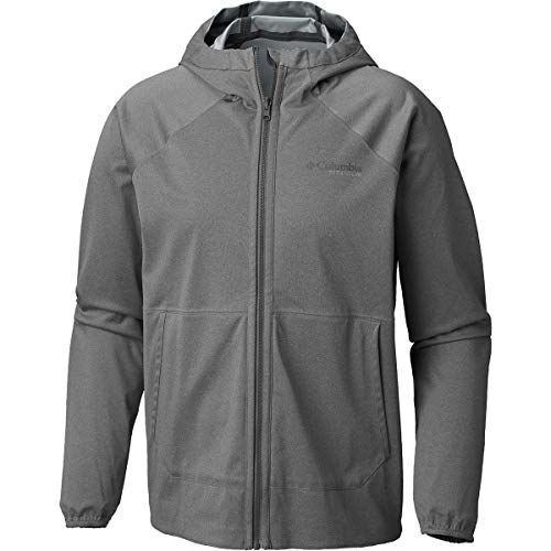 Columbia Titanium Outdry Ex Reversible Jacket - Men's Soft Metal, L ()
