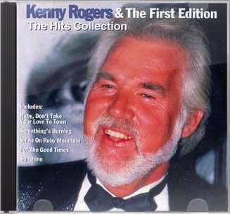 Addition Cd - KENNY ROGERS AND THE FIRST ADDITION/HITS COLLECTION