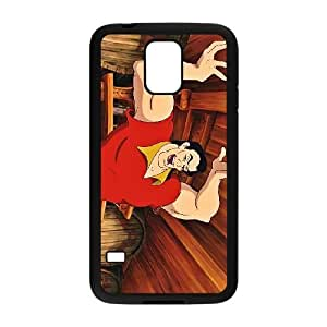 Samsung Galaxy S5 Phone Case Black Beauty and the Beast Gaston BU3042764