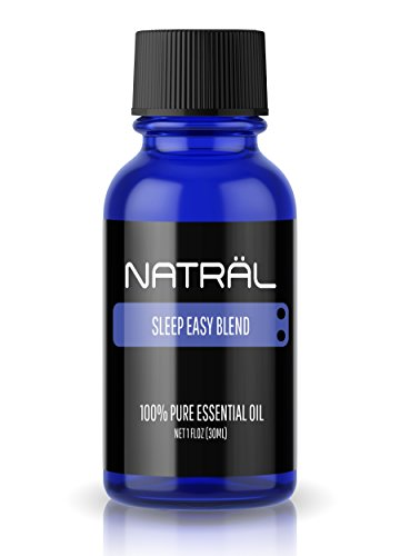 NATRÄL Sleep Easy Blend, 100% Pure and Natural Essential Oil, Large 1 Ounce Bottle