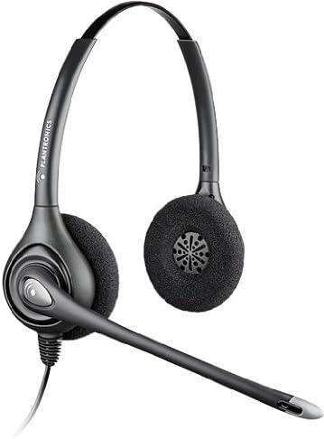 Plantronics H61N Supra Binaural Noise Canceling Headset