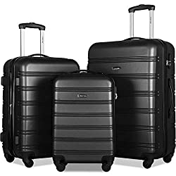 Image of the product Merax 3 Pcs Luggage Set that is listed on the catalogue brand of Merax.